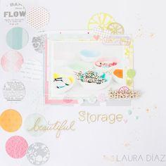 La Mar de Scrap: LO Beautiful storage