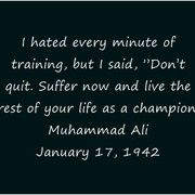 Famous Capricorns: Quotes and Images Muhammad Ali