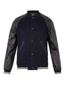 Kenickie bomber jacket | A.P.C. | MATCHESFASHION.COM