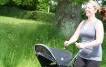Getting back into a job when you're a working mum means even less time for you, but getting even a few minutes of exercise a day leads to long term benefits