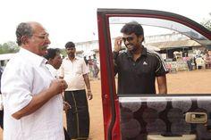 Nassar's new look for Vijay