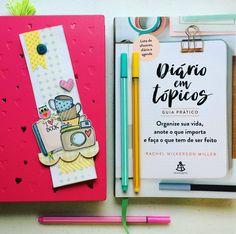Marcador de páginas - Lü Sielskis www.benditoscrap.com.br