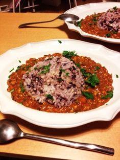 五穀米の豆腐カレー レシピ・作り方 by HummingbirdAle 楽天レシピ