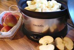 Appelmoes Slowcooker