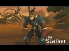 Official Preview of the Stalker Class