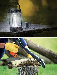 Thats just cool! ~ Zippo Outdoor Gear