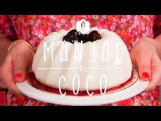 Manjar de Coco   A Doce Cozinha de Dani Noce #09 - YouTube