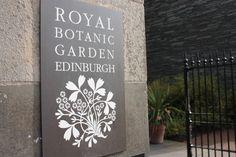 Free activity in Edinburgh, Scotland; Royal Botanic Garden Edinburgh; travel