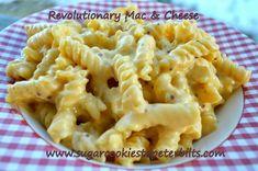 Big Rigs 'n Lil' Cookies: Revolutionary Mac & Cheese