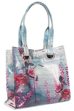 Papaya Art Fireweed Luxe Tote Bag *** More info could be found at the image url. (This is an Amazon Affiliate link and I receive a commission for the sales)