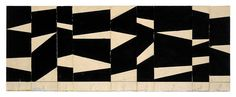 Ellsworth Kelly,, Project for a Sculpture, 1956