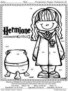Harry Potter Worksheets: Double Tens Owl Addition