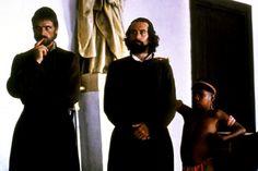 """Rodrigo Mendoza and father Gabriel * The Mission"""""""