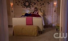 Serena's Bedroom on Gossip Girl.