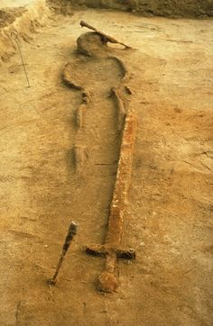 Viking age / Finnish / Grave
