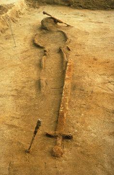 Viking age / Finnish / Grave