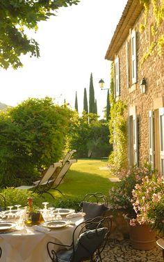 La Bastide de Marie in Menerbes in Provence (France)