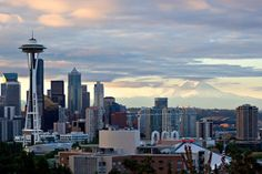 Seattle, WA. Home Sweet Home