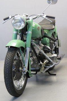 Zündapp 1956 KS601 592cc 2 cyl ohv