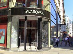 love the crystals created by Swarovski