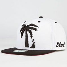 BLVD SUPPLY Tree Schooler Mens Snapback Hat