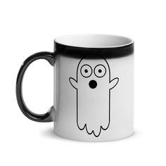Ghosty Surprise Color Changing Magic Mug
