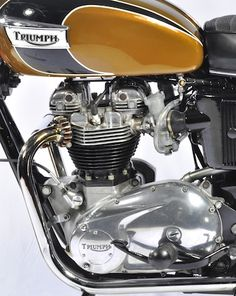 Triumph 650 engine, Triumph motorcycles, Triumph Bonneville, Triumph TR6. Great sight for pics and history.