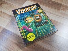 Virocop (Amiga) #commodore #collection
