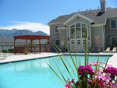 Apartments in Orem Utah | Photo Gallery | Country Springs Apartments 625 S. Orem Blvd Orem, UT 84058 (801)226-5276