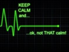 Funny Pictures, Funny jokes and so much more | Jokideo | Keep calm and ok not that calm | http://www.jokideo.com