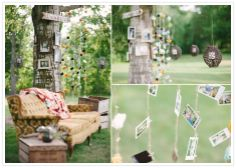 Ontario Backyard Wedding | Green Autumn Photography