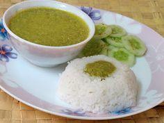 Spinach Kadhi (Takatla Palak): Baby and Kiddie Food Recipes