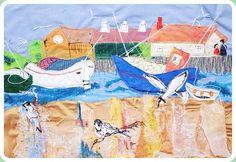 Lilliane Taylor - textile art