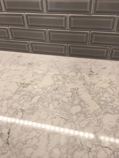 Caesarstone Montblanc Quartz Counter In 2019 Mont