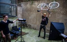 INDUST3 contest, Prague 2014 Urban Cycling, Fixed Gear Bike, Linux, Prague, Stationary, Names, Fixed Gear, Linux Kernel