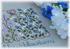 Butterfly Garden - The Drawn Thread
