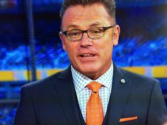 Howie Long wears his support for Got Your 6 on FOX for NFL Sunday football.