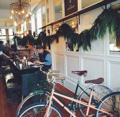Heritage Bikes and Coffee.