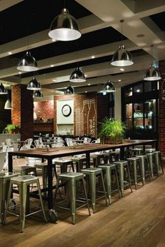 Capital Kitchen, Melbourne - Hey, these look like our Viktor stools!