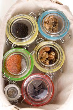 Depozitează condimentele preferate în borcanele cu închidere etanș! #borcan condimente #borcan #borcan dulceata