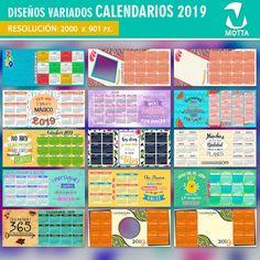 sublimation templates PSD Calendario 2019 Para Mug Calendar Sublimation Mugs, Texts, Photoshop, Templates, Design, Mugs, Vases, Xmas, Yearbooks