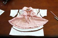 DSC04691 1024x682  DIY Baby girl dress