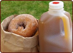 Michigan Cider & Doughnuts