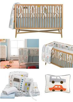 my nursery bedding :) Modern Baby Bedding, Baby Boy Crib Bedding, Baby Boy Cribs, Nursery Crib, White Nursery, Nursery Bedding Sets, Baby Boy Rooms, Kid Rooms, Baby Furniture Stores