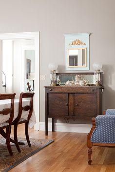 antique sideboard - I love antiques