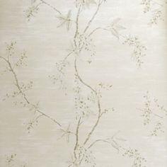 Stroheim HARCOURT SILVER PEARL Wallpaper