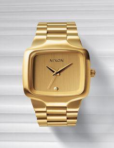 #Nixon: Welcome The Big Player, New from Nixon