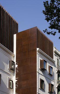 Octavio Mestre + Guim Costa | Renovation and extension of Olive Gumà Clinic. Barcelona
