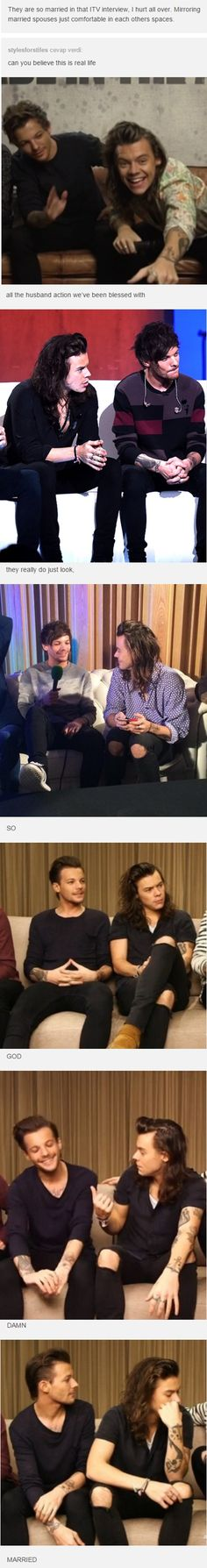 WOAH... WHAT IF LARRY JUST LIKE GOT SECRETLY MARRIED BEHIND EVERYONE'S BACKS AND ARE JUST LIKE TOGETHER FOREVER!!!!!