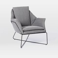 Origami Upholstered Lounge Chair | west elm
